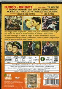 Fuoco a Oriente<span>.</span> Rimasterizzato in alta definizione di Lewis Milestone - DVD - 2