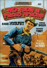 Film Quaranta fucili al passo apache (DVD) William Witney