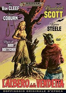 L' albero della vendetta (DVD) di Budd Boetticher - DVD