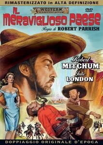 Il meraviglioso paese (DVD) di Robert Parrish - DVD
