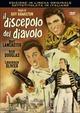 Cover Dvd Il discepolo del diavolo