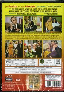 Per soldi o per amore (DVD) di Michael Gordon - DVD - 2