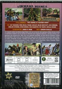 L' indiana bianca (DVD) di Gordon Douglas - DVD - 2