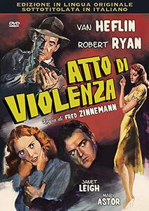 Atto di violenza (DVD) di Fred Zinnemann - DVD