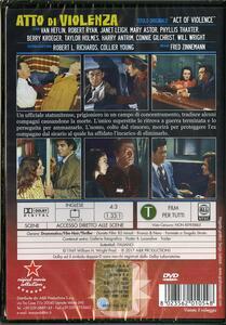 Atto di violenza (DVD) di Fred Zinnemann - DVD - 2