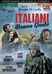 Italiani, brava gente (DVD) di Giuseppe De Santis - DVD