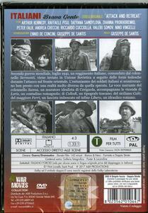 Italiani, brava gente (DVD) di Giuseppe De Santis - DVD - 2