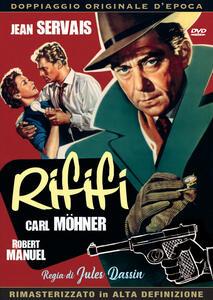 Rififi (DVD) di Jules Dassin - DVD