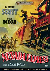 Film Nevada Express (DVD) André De Toth