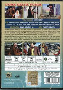 L' ora della furia (DVD) di Vincent McEveety - DVD - 2