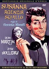 Film Susanna agenzia squillo (DVD) Vincente Minnell