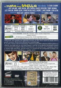 È nata una stella (DVD) di George Cukor - DVD - 2