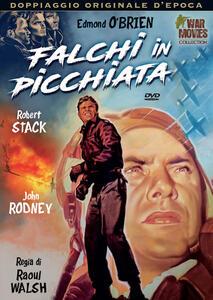 Falchi in picchiata (DVD) di Raoul Walsh - DVD