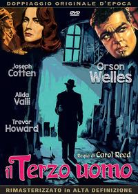 Cover Dvd Il terzo uomo (DVD)