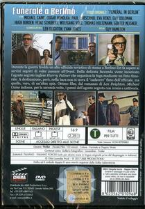 Funerale a Berlino (DVD) di Guy Hamilton - DVD - 2