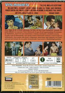 Vita inquieta (DVD) di Richard Thorpe - DVD - 2
