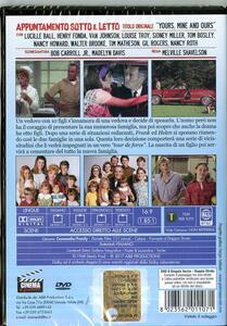 Appuntamento sotto il letto (DVD) di Melville Shaveslon - DVD - 2