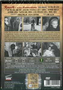 Amarti è la mia dannazione (DVD) di Lewis Allen - DVD - 2