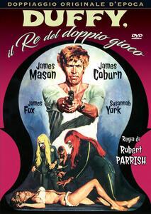 Duffy, il re del doppio gioco (DVD) di Robert Parrish - DVD