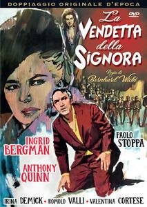 La vendetta della signora (DVD) di Bernhard Wicki - DVD