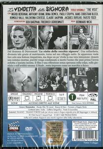 La vendetta della signora (DVD) di Bernhard Wicki - DVD - 2