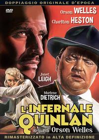 Cover Dvd L' infernale Quinlan (DVD)