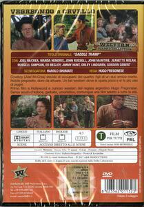 Vagabondo a cavallo (DVD) di Hugo Fregonese - DVD - 2