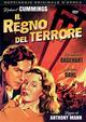 Cover Dvd DVD Il regno del terrore