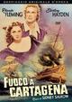 Cover Dvd DVD Fuoco a Cartagena