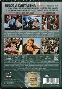 Fuoco a Cartagena (DVD) di Sidney Salkow - DVD - 2