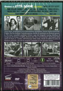 Quando la città dorme (DVD) di Fritz Lang - DVD - 2
