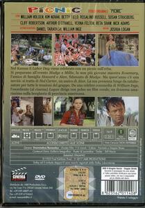 Picnic (DVD) di Joshua Logan - DVD - 2