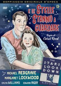 E le stelle stanno a guardare (DVD) di Carol Reed - DVD