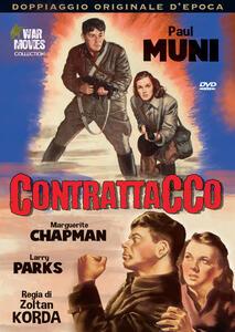Contrattacco (DVD) di Zoltan Korda - DVD