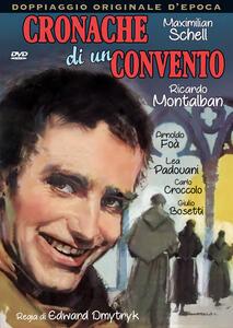 Cronache di un convento (DVD) di Edward Dmytryk - DVD