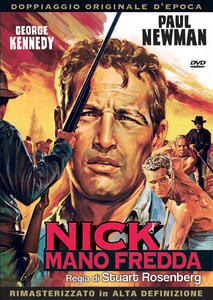 Nick mano fredda (DVD) di Stuart Rosenberg - DVD