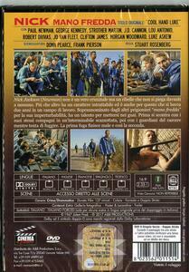 Nick mano fredda (DVD) di Stuart Rosenberg - DVD - 2