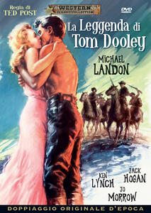 La leggenda di Tom Dooley (DVD) di Ted Post - DVD