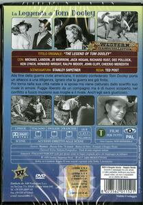 La leggenda di Tom Dooley (DVD) di Ted Post - DVD - 2