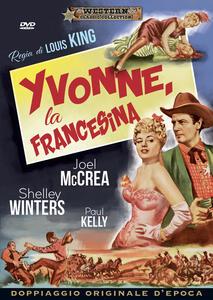 Yvonne, la francesina (DVD) di Louis King - DVD