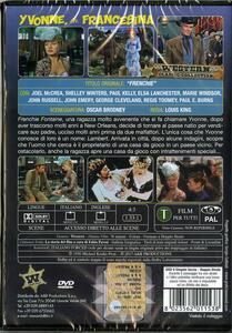 Yvonne, la francesina (DVD) di Louis King - DVD - 2