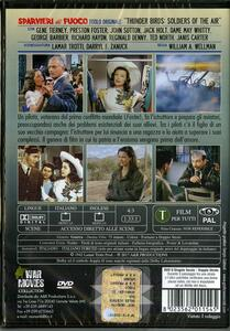 Sparvieri di fuoco (DVD) di William A. Wellman - DVD - 2