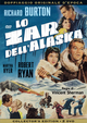 Cover Dvd DVD Lo zar dell'Alaska