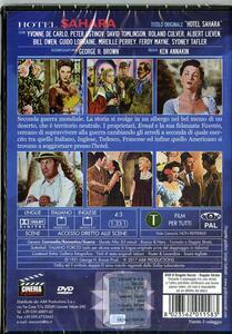 Hotel Sahara (DVD) di Ken Annakin - DVD - 2