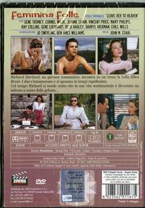 Femmina folle (DVD) di John M. Stahl - DVD - 2