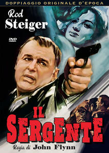 Il sergente (DVD) di John Flynn - DVD