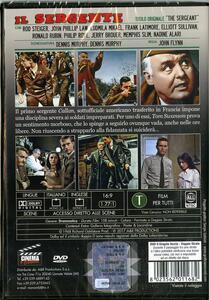Il sergente (DVD) di John Flynn - DVD - 2