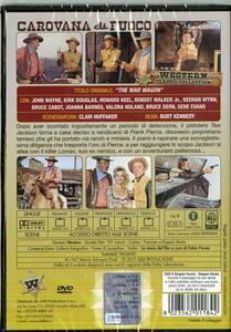 Carovana di fuoco (DVD) di Burt Kennedy - DVD - 2
