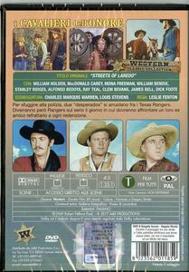 Il cavalieri dell'onore (DVD) di Leslie Fenton - DVD - 2