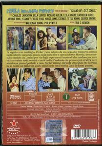 L' isola delle anime perdute (DVD) di Erle C. Kenton - DVD - 2
